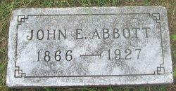 John E Abbott