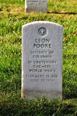 Leon Poore
