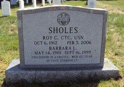 Roy Charles Sholes