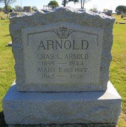 Mary Elizabeth <i>Jacoby</i> Arnold