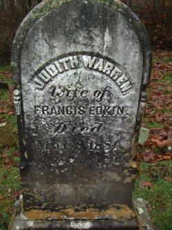 Judith <i>Warren</i> Edkin