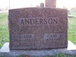 Eva Ann <i>Grover</i> Anderson