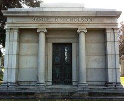 Samuel Danford Nicholson