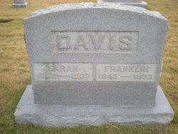 Sarah Jane <i>Sawyer</i> Davis