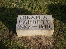 Hiram A. Barrett