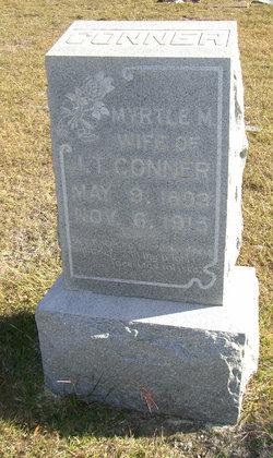 Myrtle Mahala <i>Seaboalt</i> Conner