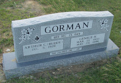 Genece <i>Hammonds</i> Gorman