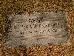 Melzar Carlos Barnes