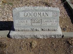 Clarence O Goodman
