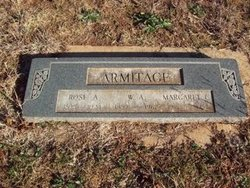 Rose Ann <i>Dibler</i> Armitage
