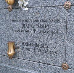 Rose <i>Geldrich</i> Balsley