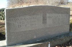 Milla Ella <i>Bumgarner</i> Fields