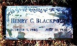 Henry C. Blackport