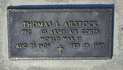 Thomas L Ailstock