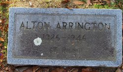Alton Arrington