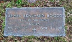 Jewel Benjamin Boggs