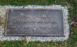 Edna L. Burch