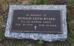 Donald Leith Byard
