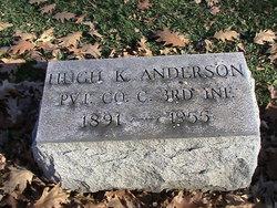 Hugh K. Anderson
