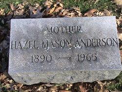 Hazel Mason Anderson
