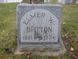 Elmer W Britton