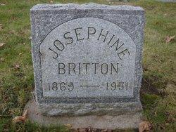 Josephine C <i>Schmitz</i> Britton