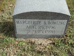 Marguerite <i>Funk</i> Bowling