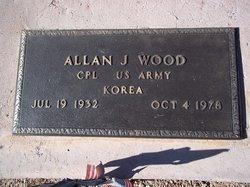 Allan J Wood