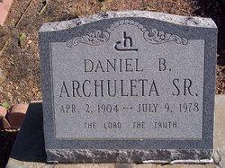 Daniel B Archuleta, Sr