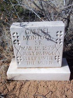 Gabriel Montoya, Sr