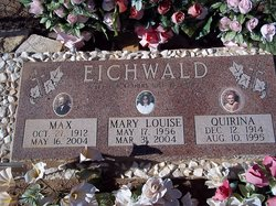 Mary Louise Eichwald