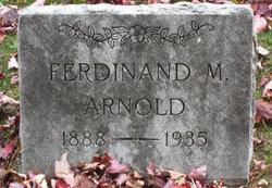 Ferdinand M. Arnold