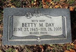 Betty M Day
