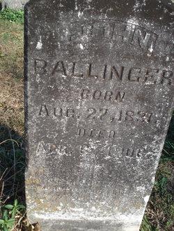 John Sen Ballinger