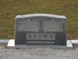 Zada <i>Deal</i> Brown