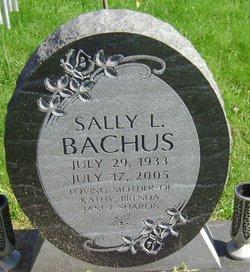Sally L <i>Murphy</i> Bachus