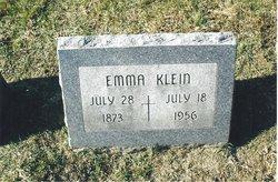 Emma <i>Deggendorf</i> Klein