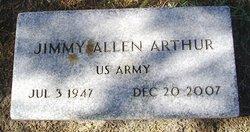 Jimmy Allen Arthur