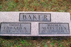 Edward Adolphus Baker