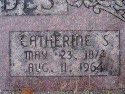 Catherine Susannah <i>Adams</i> Whitesides
