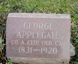 George Dunahour Applegate