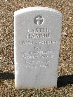 Laster Hammie