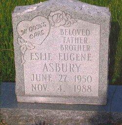 Eslie Eugene Asbury