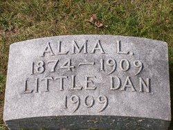 Alma L <i>Harris</i> Cash