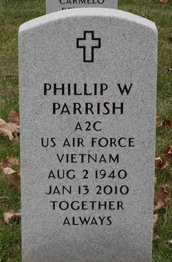 Phillip Warren Parrish