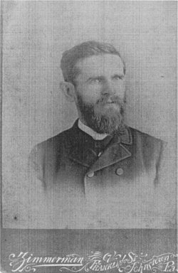 Rev Albert Jacob Cook