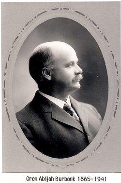 Oren A. Burbank