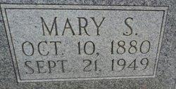 Mary Louise <i>Spruill</i> Oliver