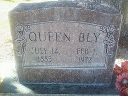 Queen <i>Curtis</i> Bly
