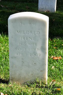 Mildred Irene <i>Toney</i> Johnson